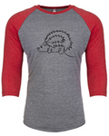 His Hedgehog - Baseball Shirt