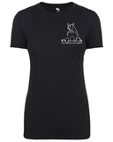 Bear to Be Alone - Women's Tee