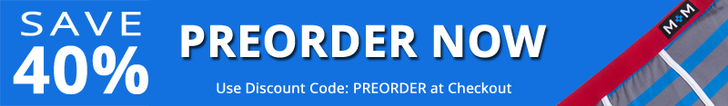 Preorder and save 40%