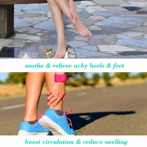 Anti-Fatigue Compression Socks - Benefits 2