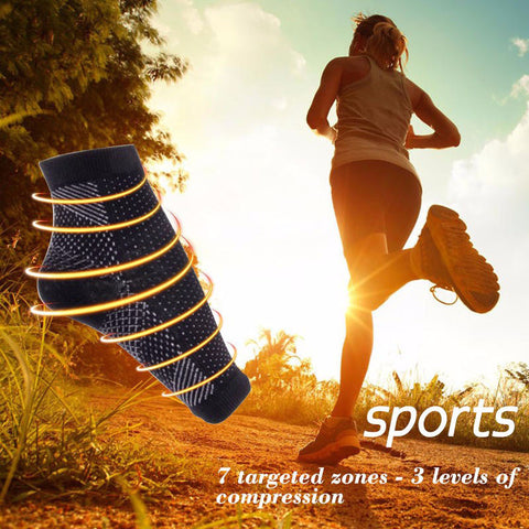 Anti-Fatigue Compression Socks - Benefits 4