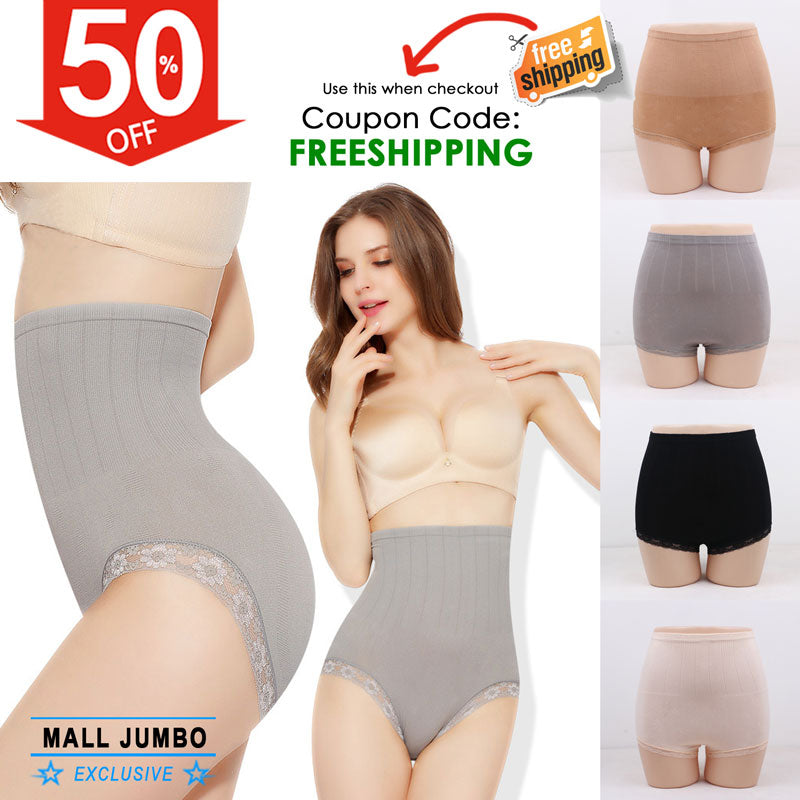 High Waist Sculpting Panty - MallJumbo.com