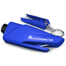 Load image into Gallery viewer, Multi-functional Mini Car Emergency Tools - Blue - MallJumbo.com