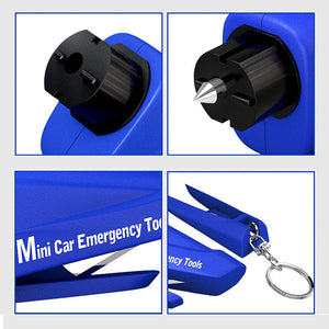 Multi-functional Mini Car Emergency Tools - MallJumbo.com