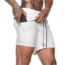 Load image into Gallery viewer, InvinC™ Active Shorts - White / S - MallJumbo.com