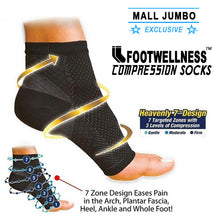 Load image into Gallery viewer, FootWellness™ Compression Socks - MallJumbo.com