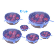 Load image into Gallery viewer, Amazing Flexi Lids - Blue / 1 Set - MallJumbo.com