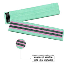 Load image into Gallery viewer, Anti-Slip Hip Resistance Bands - MallJumbo.com