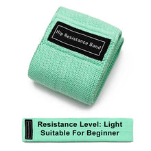 Load image into Gallery viewer, Anti-Slip Hip Resistance Bands - Light - MallJumbo.com