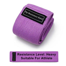 Load image into Gallery viewer, Anti-Slip Hip Resistance Bands - Heavy - MallJumbo.com