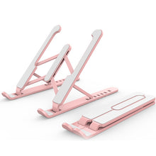 Load image into Gallery viewer, WWerkz™ - Ergonomic Laptop Stand - Pink - MallJumbo.com