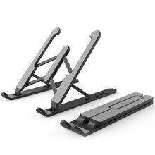 Load image into Gallery viewer, WWerkz™ - Ergonomic Laptop Stand - Black - MallJumbo.com