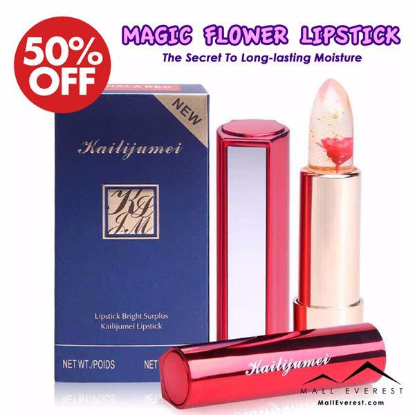 Magic Flower Lipstick