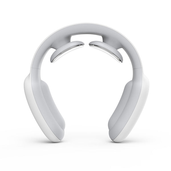 RCharged™ - Smart Neck Massager - White - MallJumbo.com