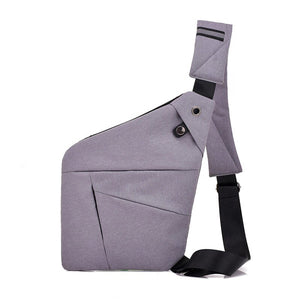 RevUrban Chest Bag - Grey - MallJumbo.com