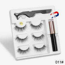 Load image into Gallery viewer, Attractz™ - Magnetic Eyelash & Eyeliner Kit - 011 - MallJumbo.com