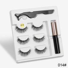Load image into Gallery viewer, Attractz™ - Magnetic Eyelash & Eyeliner Kit - 014 - MallJumbo.com