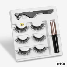 Load image into Gallery viewer, Attractz™ - Magnetic Eyelash & Eyeliner Kit - 019 - MallJumbo.com