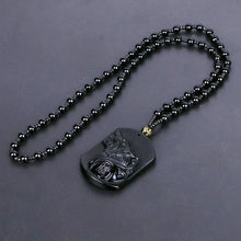 Load image into Gallery viewer, Chikara Wolf Pendant Necklace - MallJumbo.com