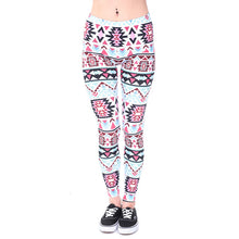 Load image into Gallery viewer, Kireina™ Leggings - Standard Size / Aztec #1 - MallJumbo.com