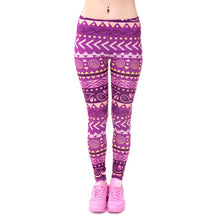 Load image into Gallery viewer, Kireina™ Leggings - Standard Size / Aztec #2 - MallJumbo.com