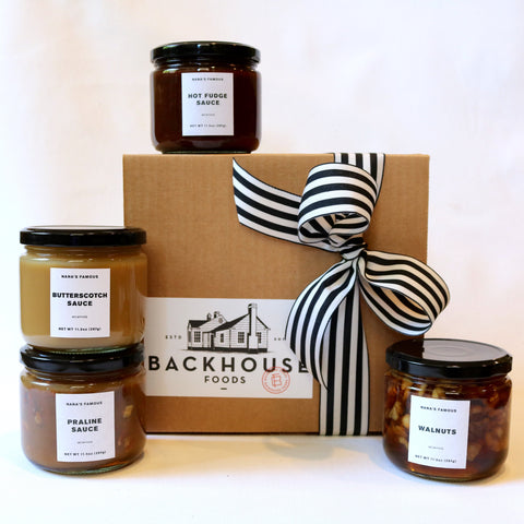 Gifts - BACKHOUSE FOODS