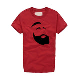 Fashion Tide Jersey T Shirt James Harden Fear The Beard Printed Tee Arizona state Summer Casual T-Shirts Brand Clothing