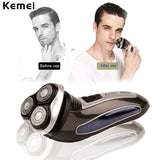 Rechargeable Electric Shaver Men Shaving Machine Razors Face Care Beard Trimmer