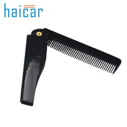 1pc Comb Hairdressing Beauty Folding Beard Comb Beauty Tools For Men