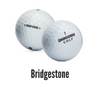Used Bridgestone Golf Balls