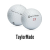 Used TaylorMade Golf Balls