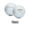 Used Titleist Golf Balls