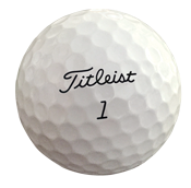 Recycled Titleist Pro V1