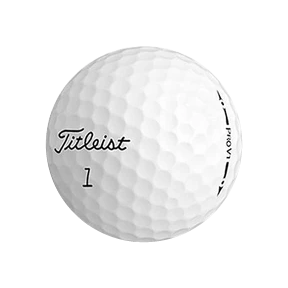 Mint Refinished Golf Balls - Titleist