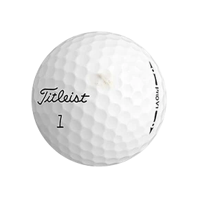 Near Mint Recycled Golf Balls - Titleist