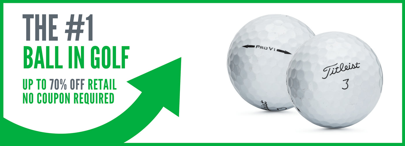 Golf Ball Nut | Used Golf Balls and More
