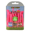 "30 Champ Zarma Fly 2 3/4"" Plastic Golf Tees"
