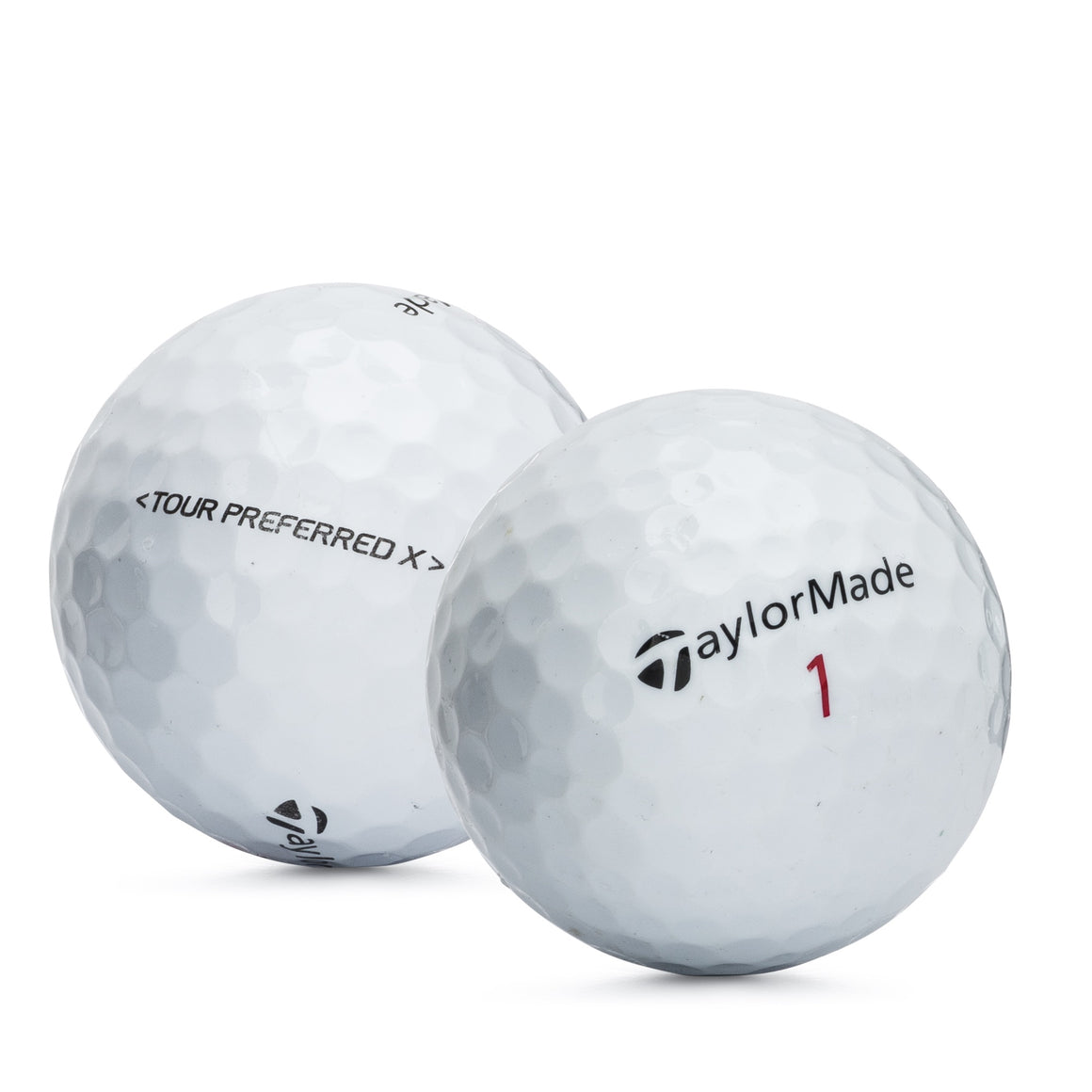 TaylorMade Pro Tour Models 60 Ball Mesh Bag Near Mint Golf Balls