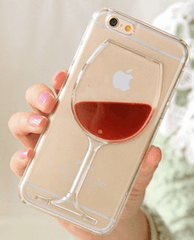 Wine Cell Phone Cases