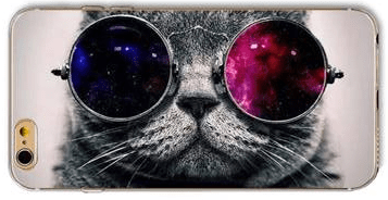 cell phone case, cat, cool, cute