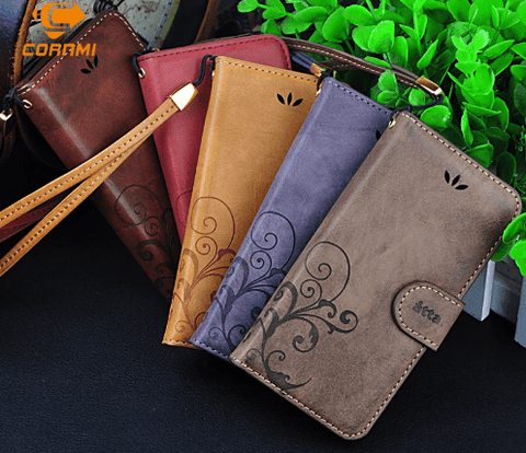 cell phone case, leather, iPhone, Samsung, LG, Sony, Huawei, folio