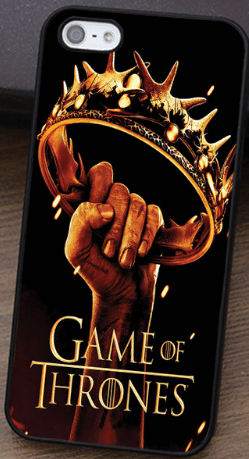 cell phone case, Game of Thrones, iPhone