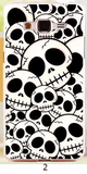 cell phone case, Samsung, Galaxy Grand Prime, skull