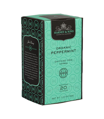 Boxed Tea Organic Peppermint