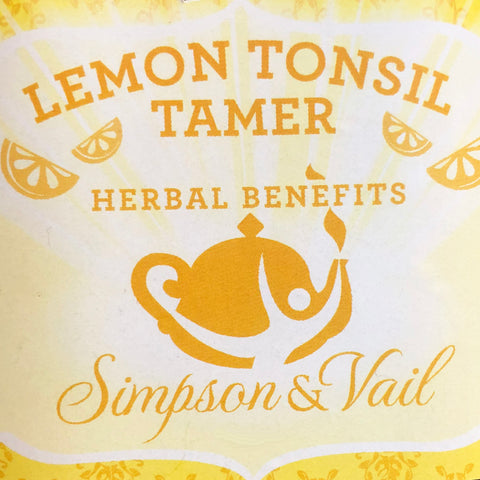 Lemon Tonsil Tamer