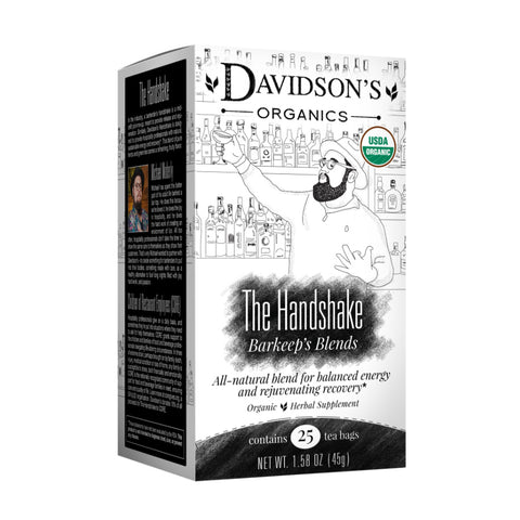 The Handshake Barkeep's Blend by Davidson's