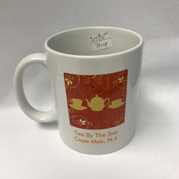 Tea By The Sea Mug