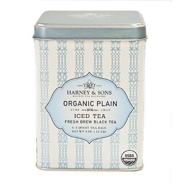 Organic Plain Iced Tea