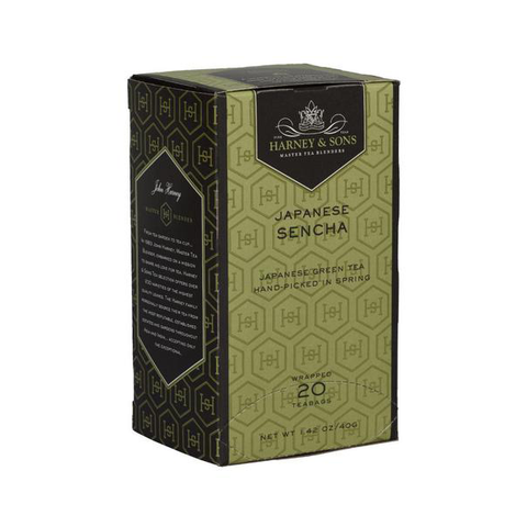 Boxed Green Tea