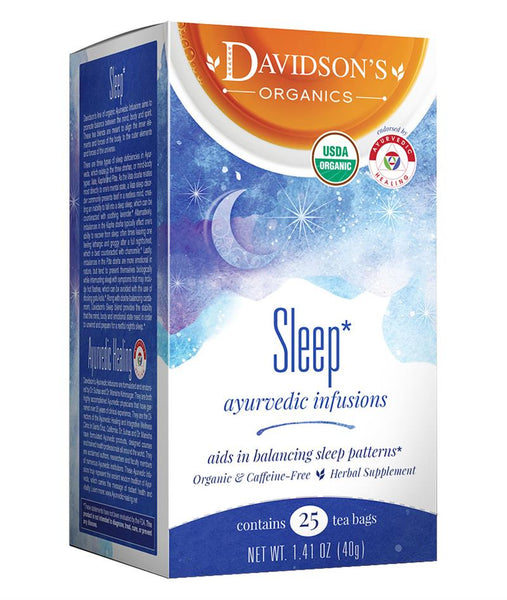 Sleep Tea by Davidson's